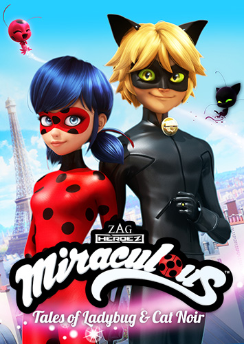 Cat Noir Games And Ladybug Games